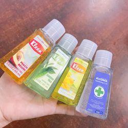 gel rửa tay khô 60ml hương trái cây giá sỉ