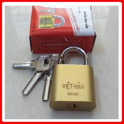 Ổ khóa tri vàng Việt Hàn 60mm giá sỉ