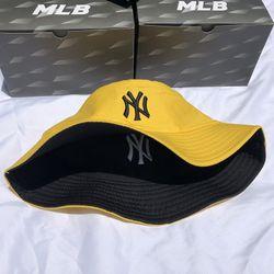 Mũ Bucket NY 2 mặt hàng chất giá sỉ