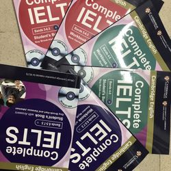Bộ complete IELTS (6 quyển) giá sỉ