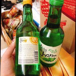 Rượu trái cây hàn quốc giá sỉ