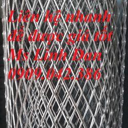 chuyên cung cấp lưới thép hình thoi có sẵn, lưới thép hình thoi dạng cuộn, lưới mắt cáo, lưới kéo giãn giá sỉ