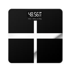 Cân điện tử sức khoẻ mặt kính tải trọng tối đa 180kg mẫu mới giá sỉ