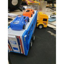 (TUYỂN SỈ CỘNG TÁC VIÊN - TOÀN QUỐC) Bộ xe tải chở ô tô con ngộ nghĩnh giá sỉ