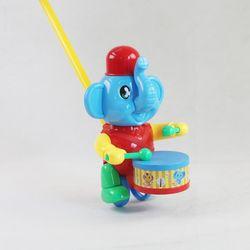 (TUYỂN SỈ CỘNG TÁC VIÊN - TOÀN QUỐC) Đồ chơi xe đẩy hình con vật ngộ nghĩnh dành cho bé - Bibo 221-226 giá sỉ