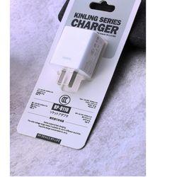 Củ sạc Remax RP-U110 1 ổ USB ✓ Nguồn điện 2.1A ✓ bảo hành Toàn quốc giá sỉ