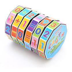 (TUYỂN SỈ CỘNG TÁC VIÊN - TOÀN QUỐC) Rubik biến thể học toán 6 tầng MS-13 giá sỉ