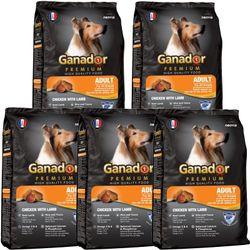 Hạt thức ăn Ganador dành cho chó trưởng thành 400gram-79500