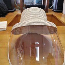 Mũ cói có kính bảo vệ giá sỉ