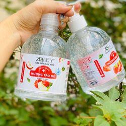 Nước rửa tay khô zoley 500ml giá sỉ