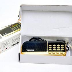 Đài FM Radio kiêm máy nghe nhạc Craven CR-836 giá sỉ giá sỉ