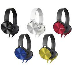 Tai nghe có dây Sony Extra Bass MDR XB 450 AP (headphone chụp tai) giá sỉ