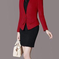 Áo vest nữ công sở sang trọng – MS0024AK giá sỉ