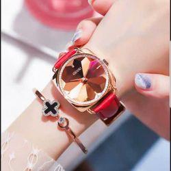 Đồng hồ nữ GUOU 66643
