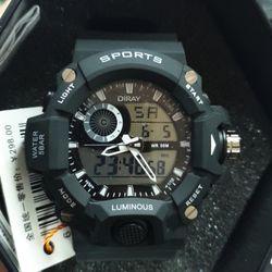 Đồng hồ thể thao điện tử DIRAY 340AD full hộp giá sỉ