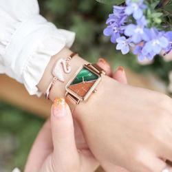 Đồng hồ nữ thời trang KIMIO 6413S