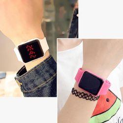 Đồng hồ điện tử led nam nữ Hàn giá sỉ