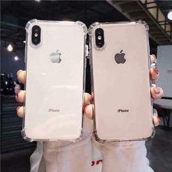 Ốp chống sốc trong suốt loại dày IPhone 6 đến 11 pro max giá sỉ