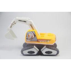 Đồ chơi mô hình xe xúc cát công trình - Xe múc vàng cử động linh hoạt xoay 360 độ - Không gây hại khi sử dụng giá sỉ