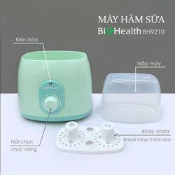 Máy hâm sữa đôi Bio Health BH 1 năm giá sỉ