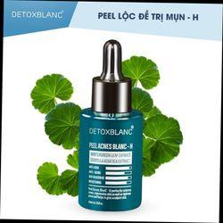 Detox trị mụn lọc đề phiên bản peel acnes blanc giá sỉ