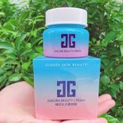 Kem Trị Nám Trắng Da Hoa anh đào Sakura Beauty Cream giá sỉ