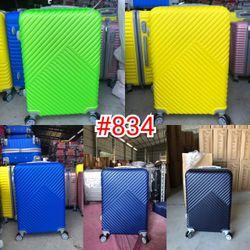 Vali nhựa du lịch 834 1 bộ 20 inch và 24 inch Shalla giá sỉ