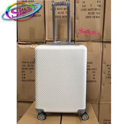 Vali nhựa du lịch sộc xéo 24 inch Shalla giá sỉ