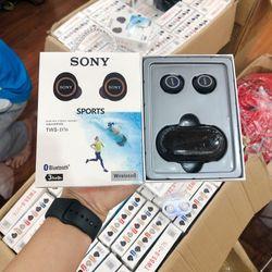 Tai Nghe Không Dây Sony D76 Bluetooth Thể Thao Tai Nghe Nhét Tai Nghe Tai Nghe có Mic dành cho Điện Thoại giá sỉ