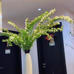 Lọ hoa kẻ mưa decor giá sỉ
