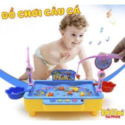 Bộ đồ chơi Trẻ em Câu cá Phát nhạc Cỡ Lớn chạy pin ( Đồchơitrẻem ) giá sỉ