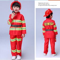 Trang phục lính cứu hoả (gồm quần áo + thắt lưng) giá sỉ