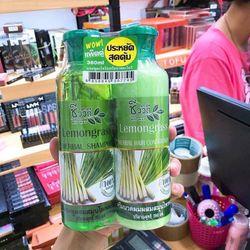 gội xả tinh dầu sả chanh Thái Lan, combo gội xả Lemongrass, combo gội xả, combo gội xả hương sả giá sỉ
