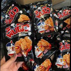Snack mì gói Thái Lan cay  Lốc 12b giá sỉ