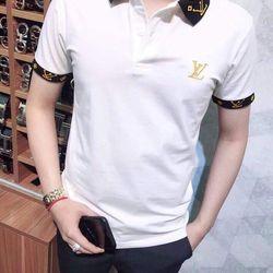 áo nam nữ thun cotton 100% thêu chữ XL giá sỉ