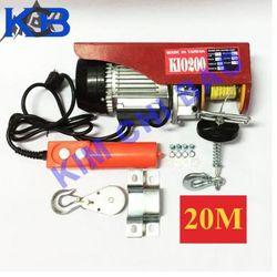 Tời điện KIO PA200 - 20M giá sỉ