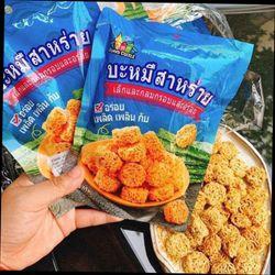 Snack mì gói Thái Lan Lốc 12b giá sỉ