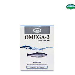 Viên uống dầu cá Nature's Top Omega- 3( 180 viên) giá sỉ