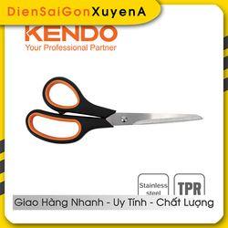 Kéo cắt thợ may kéo thủ công kéo văn phòng 250mm TPR KENDO 30714 giá sỉ