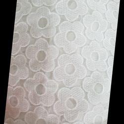 Vải thêu kate cotton và vol kiếng, lưới thêu giá sỉ