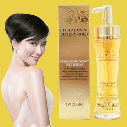 TINH CHẤT TRẮNG DA COLLAGEN LUXURY GOLD,Tinh Chất Trắng Da Collagen And Luxury Gold 3w Clinic giá sỉ
