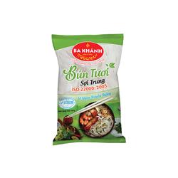 Bún tươi Ăn liền Sợi Trung - Gói 500 gram giá sỉ