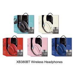 Tai nghe bluetooth XB380BT Headphone giá sỉ