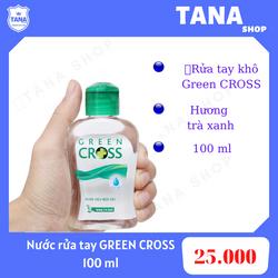 Nước rửa tay khô Green Cross - 100ml giá sỉ
