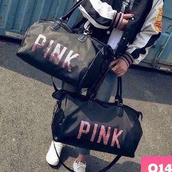 Túi du lịch pink giá sỉ