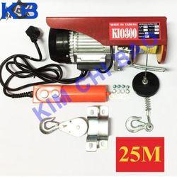Tời điện KIO PA300 - 25M giá sỉ