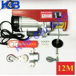 Tời điện KIO PA400 - 12M giá sỉ