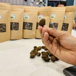Hạt ươi bay rừng Nam Cát Tiên ( đặc biệt lựa từng trái) - Núi Foods giá sỉ