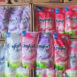 nước xã vải comfor ( thùng 24 túi) giá sỉ