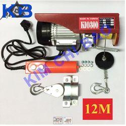 Tời điện KIO PA300 - 12M giá sỉ